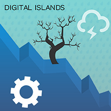 digital islands